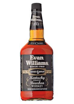Evan Williams Kentucky Bourbon Whisky