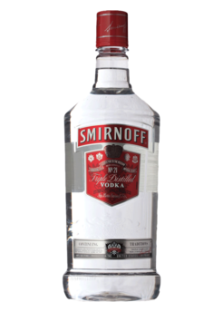 Smirnoff Vodka (Non-Flavored)